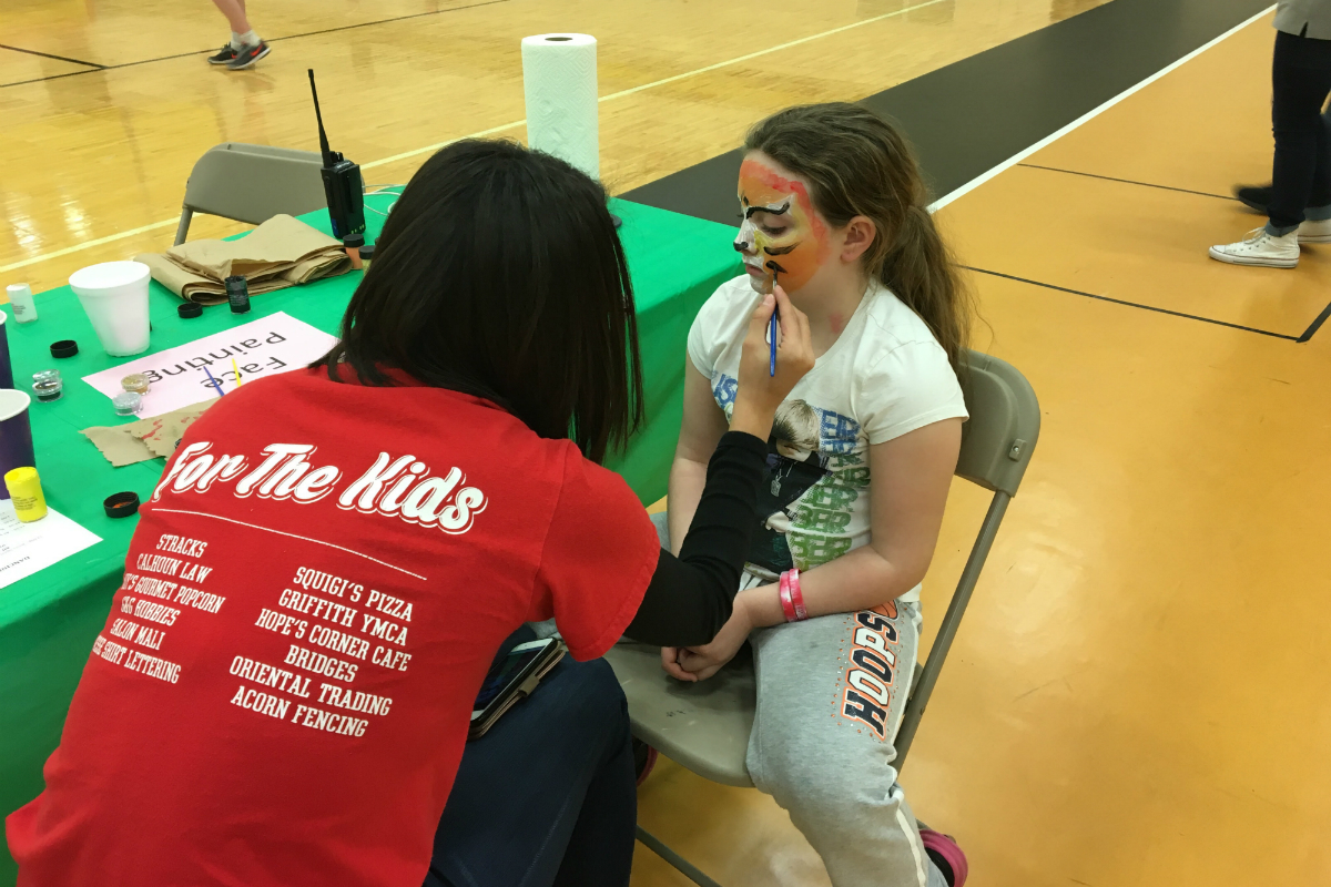 #1StudentNWI: Griffith Prepares to Give Back