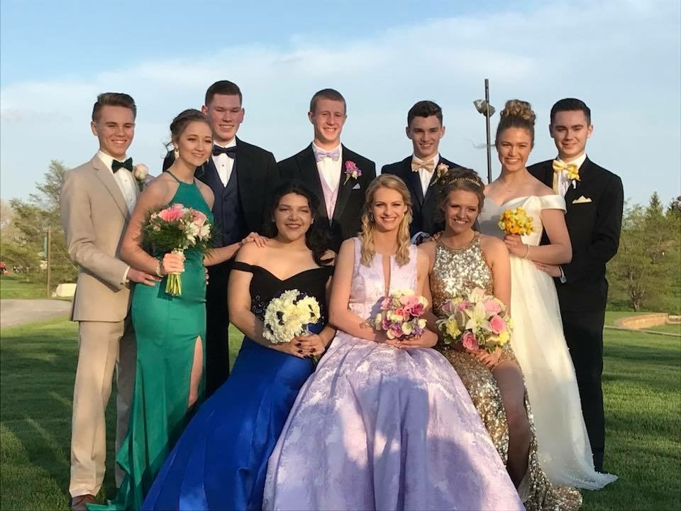 #1StudentNWI: Prom, NHS, and Spring Updates from Griffith