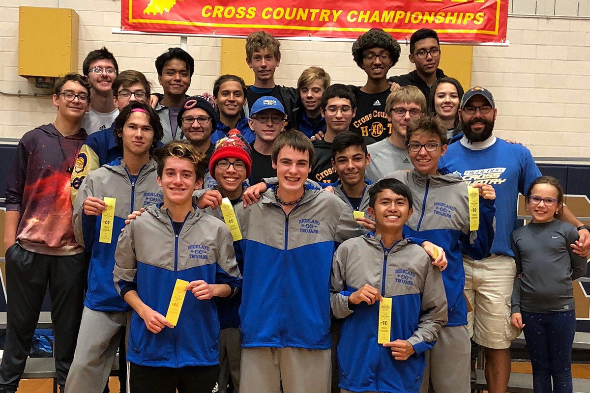 #1StudentNWI: Highland High School Races to Victory