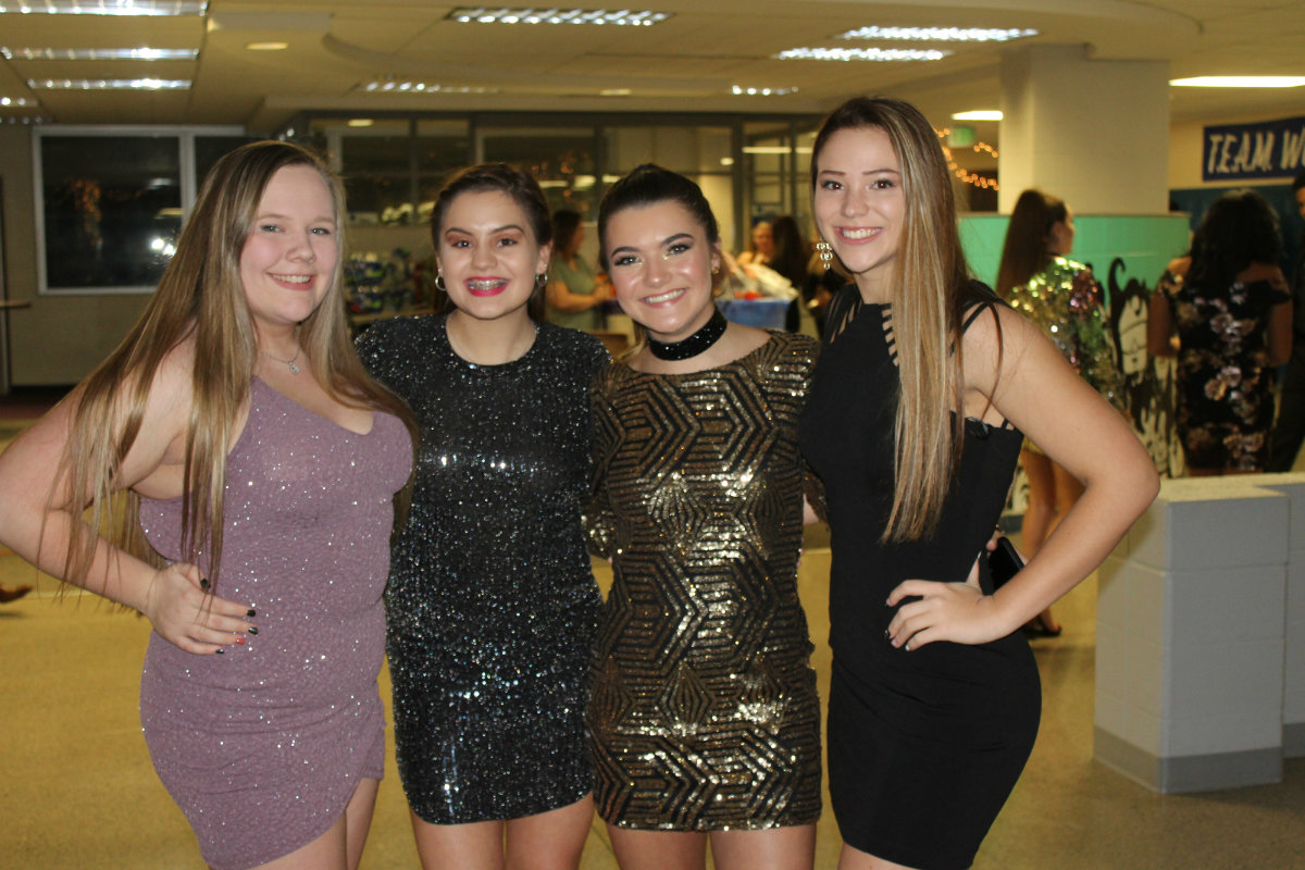 #1StudentNWI: Michigan City Dances at Sadies and Looks Forward to Winter Sports