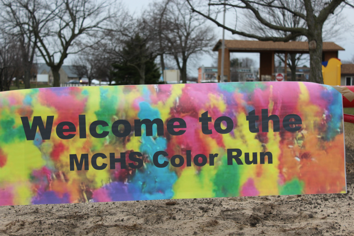 #1StudentNWI: Michigan City High School Colors Their Way into Spring