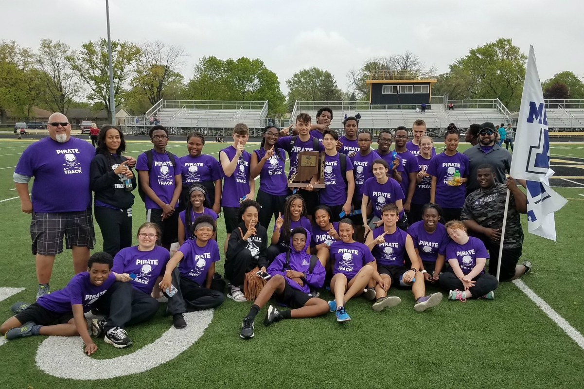 #1StudentNWI: Ending the School Year with Merrillville High School