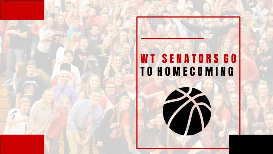 #1StudentNWI: Senators Go To Homecoming