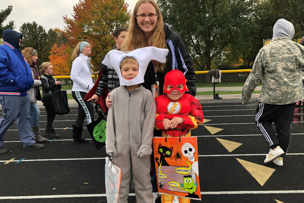 #1StudentNWI: Westville Highlights Careers, Halloween, and Libraries