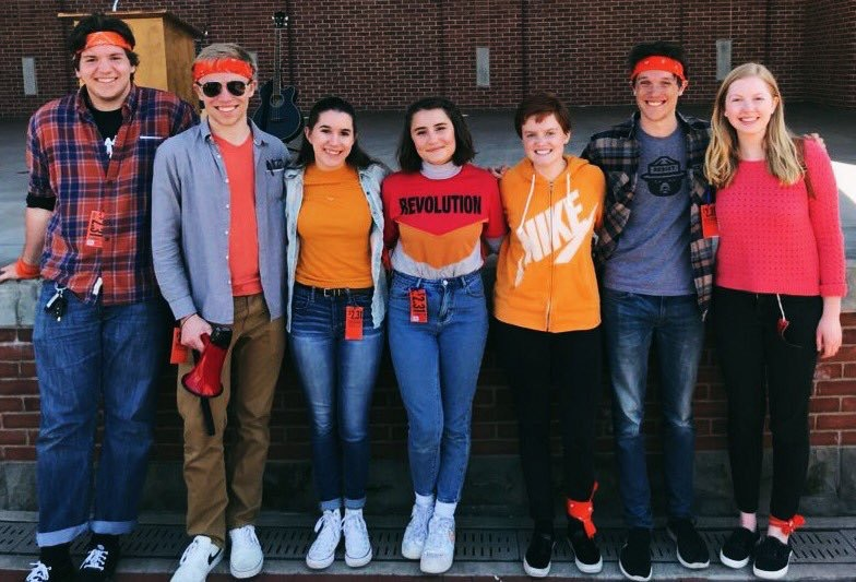 #1StudentNWI: April Antics and Spring Excitement at VHS