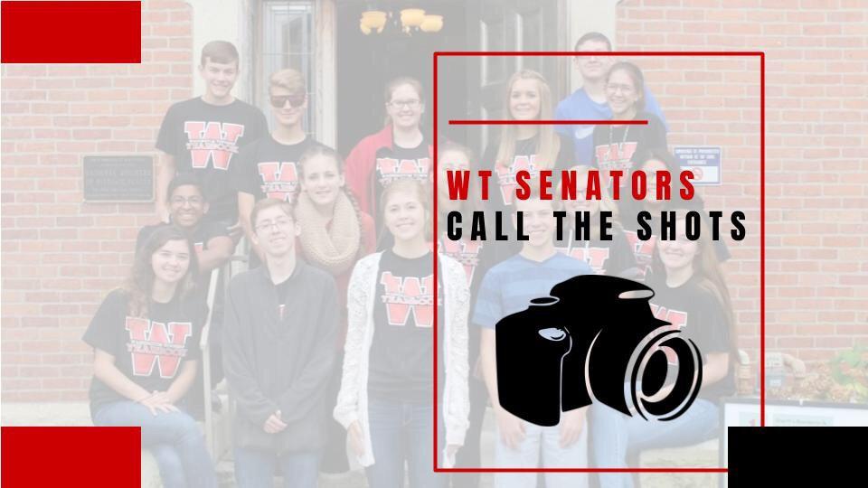 #1StudentNWI: Senators' Yearbook Staff Calls the Shots