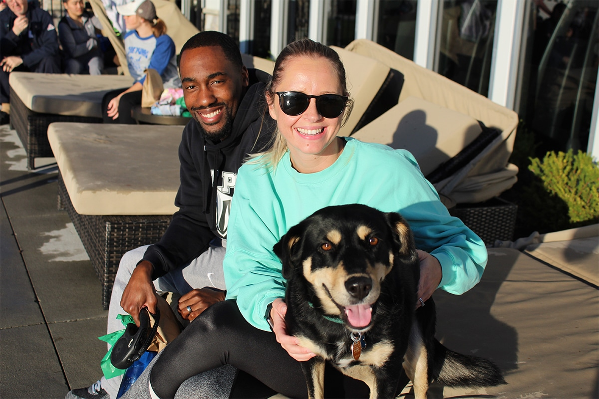 The Lakes of Valparaiso Makes a Splash with 2nd Annual Puppy Plunge