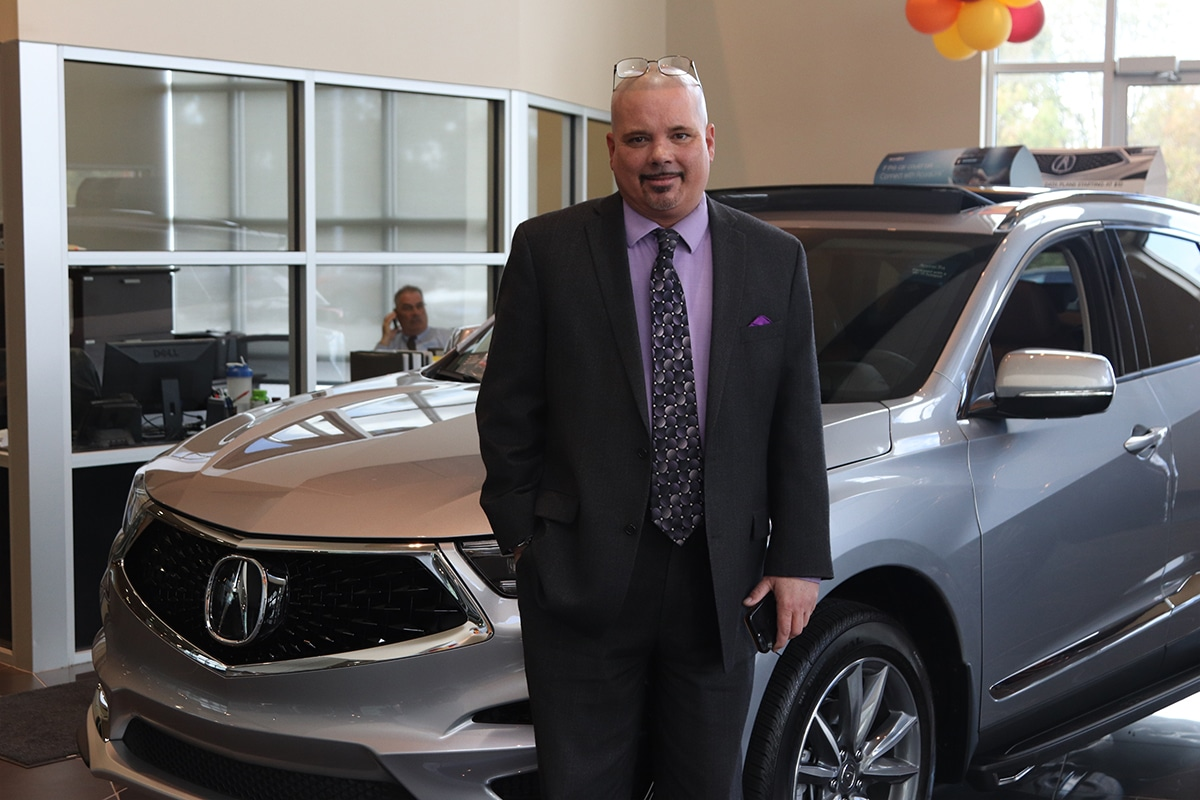 To the Moon with Matt Keammerer, Muller Acura's New General Sales Manager