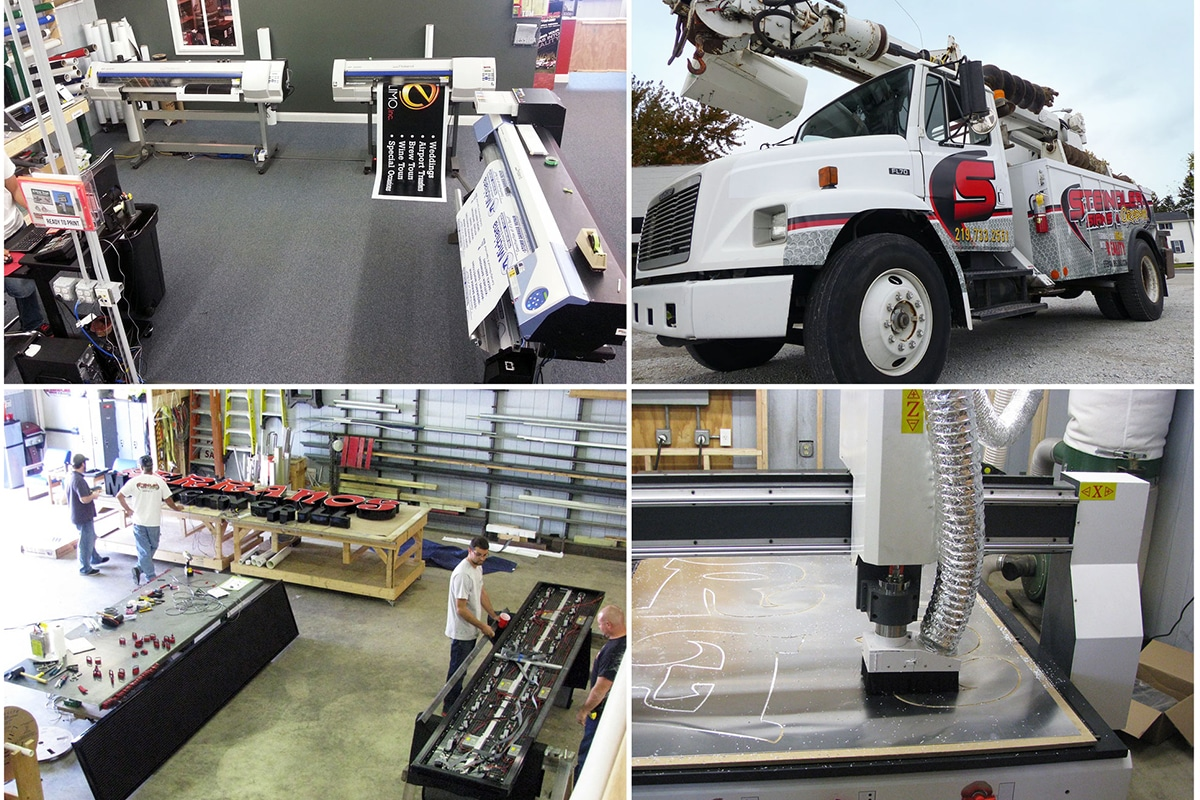 An Inside Look Behind Steindler Signs and their Many Services