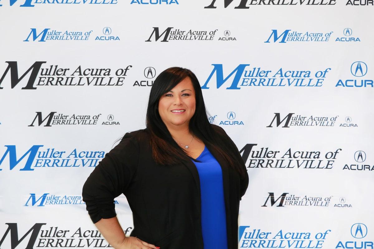 Muller Acura Merrillville Employee Spotlight:  Neeley Stephan