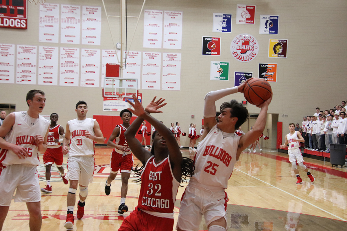 Crown Point Bulldogs Defeat East Chicago Central Cardinals in Home Opener