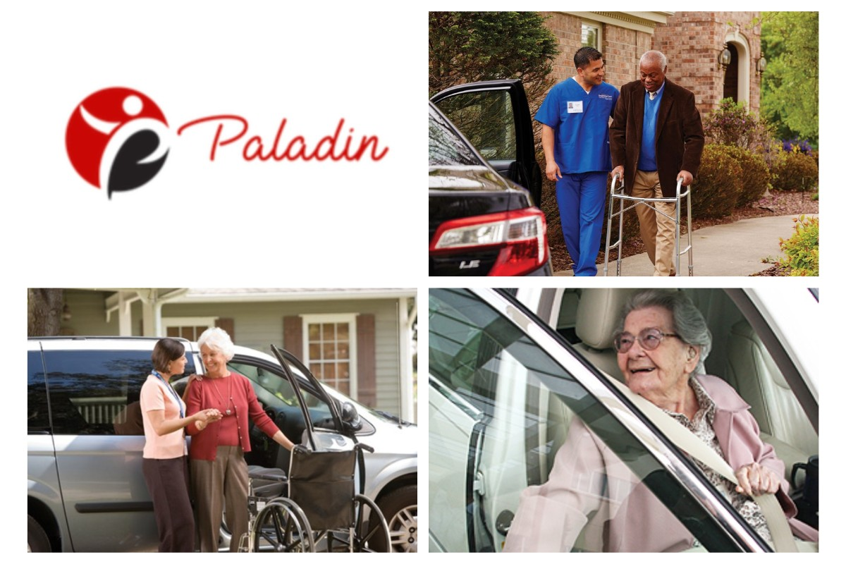 Paladin Transportation Offers Independence to the Elderly and Disabled