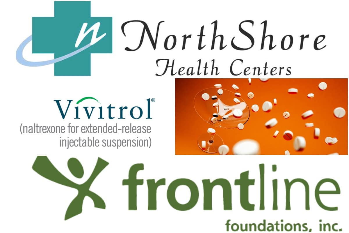 Frontline Foundations Inc. teams up with NorthShore Health Centers to offer new Vivitrol treatment