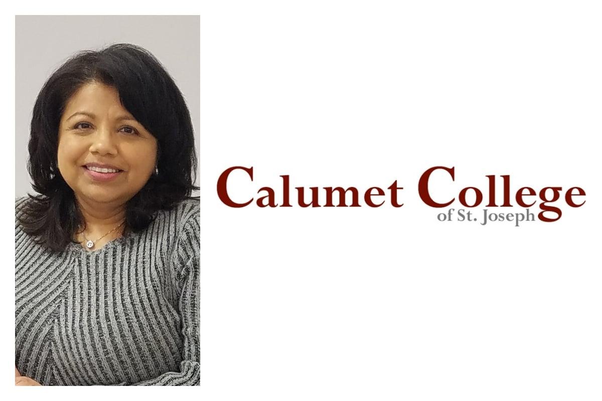 Liz Guzman-Arredondo of Calumet College of St. Joseph grows her calling