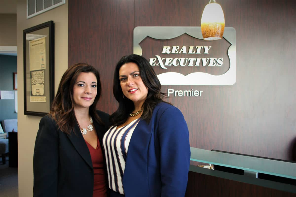 Best friends join team culture at Realty Executives Premier