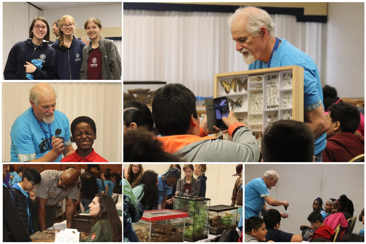 Students learn their vital role at Citizen Science Symposium