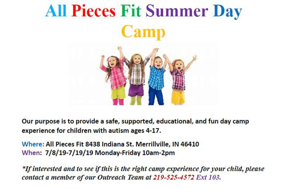 All Pieces Fit Summer Camp