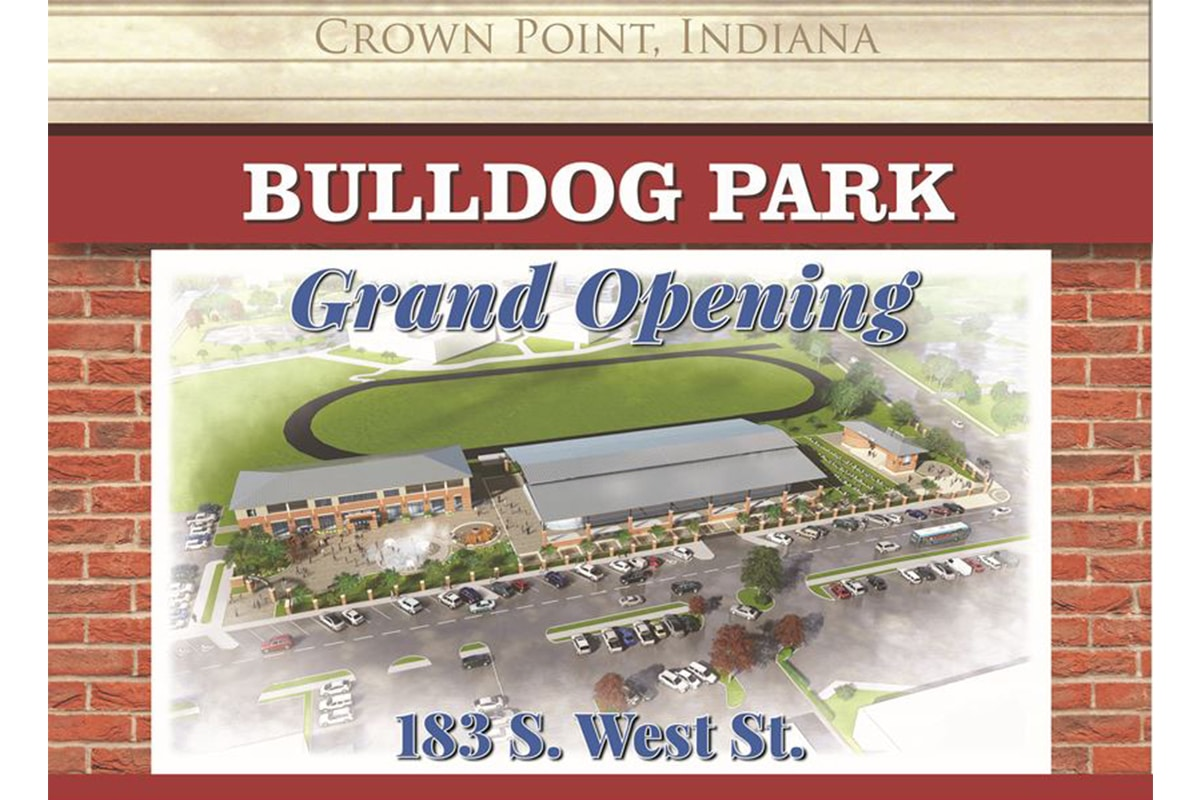 Bulldog Park Grand Opening