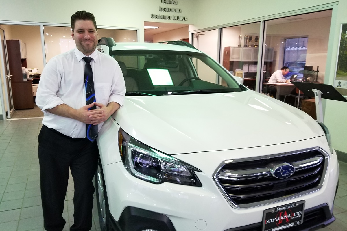 International Subaru of Merrillville Employee Spotlight: Chris Sheets