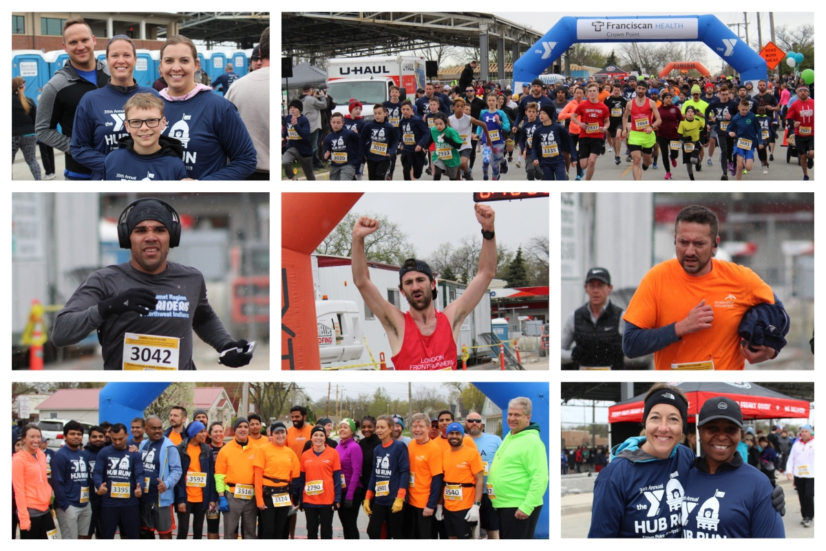 The 39th Annual Hub Run