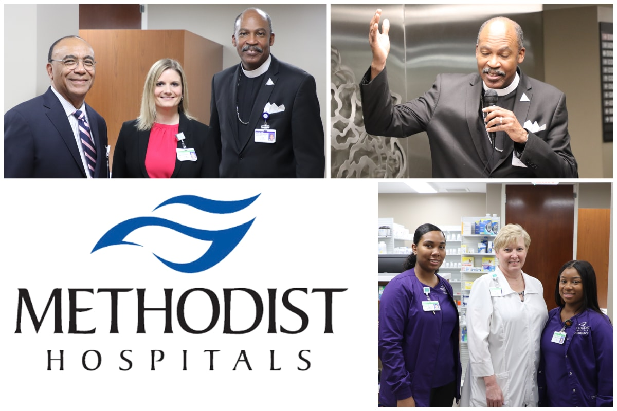 Methodist Hospitals blesses, dedicates new outpatient pharmacy