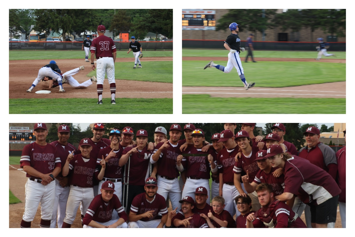 The Mishawaka Cavemen Take Regional Title Against The Lake Central Indians 2-0
