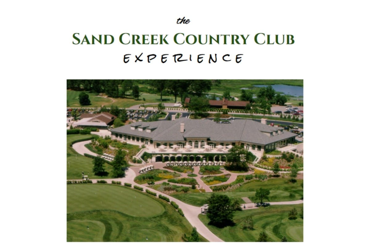 Sand Creek Country Club invites families to create lasting memories through various levels of membership