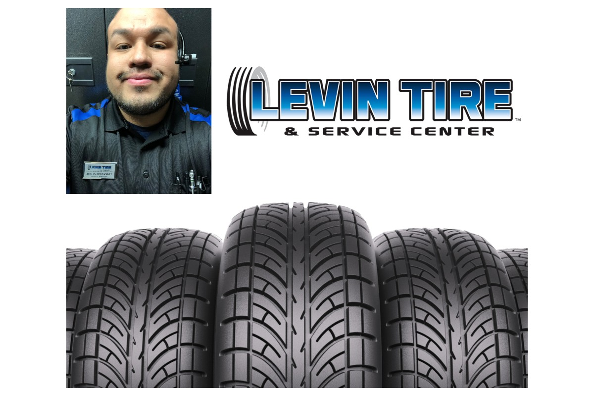 Levin Tire & Service Center's Julian Hernandez Is Shining Example of What it Means to be a Leader