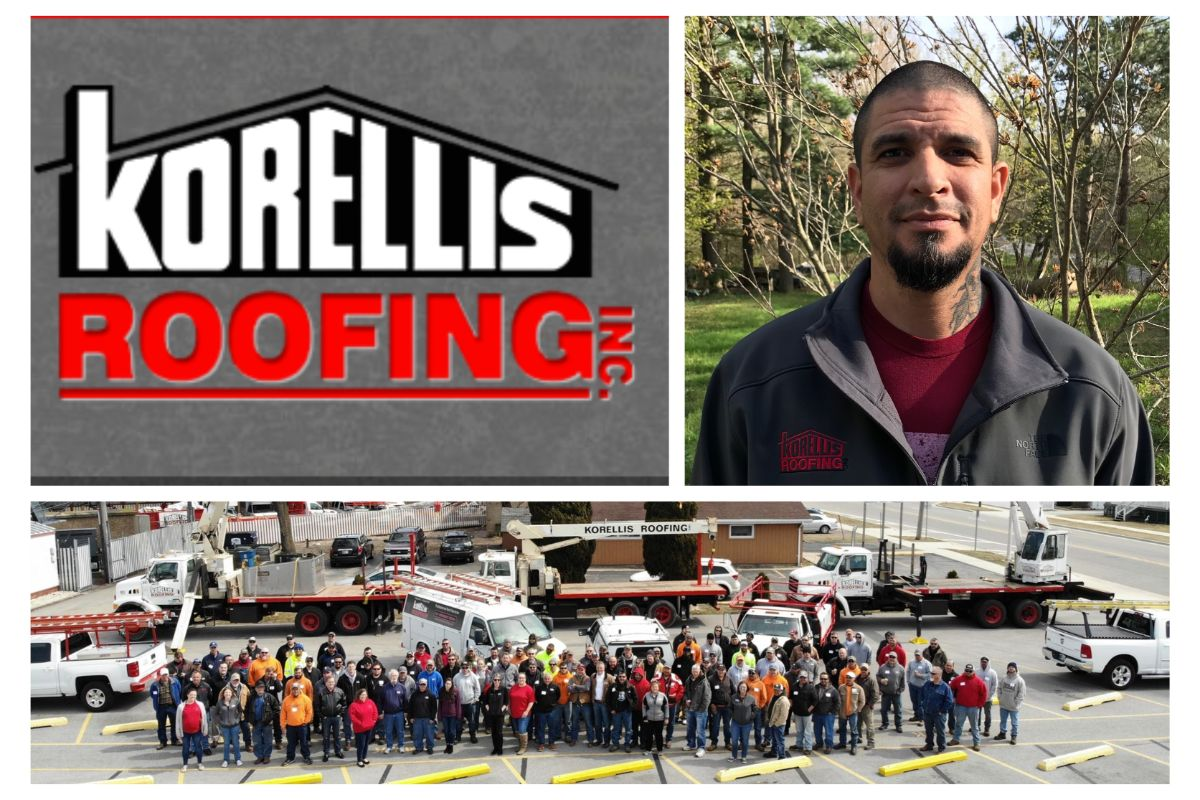 Korellis Roofing's Mike Hernandez Employee Spotlight