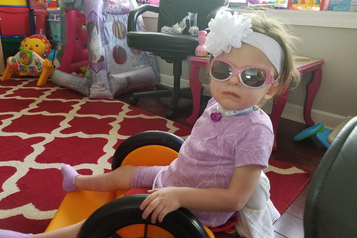Addison's Story of Hope with Jacob's Ladder Pediatric Rehabilitation