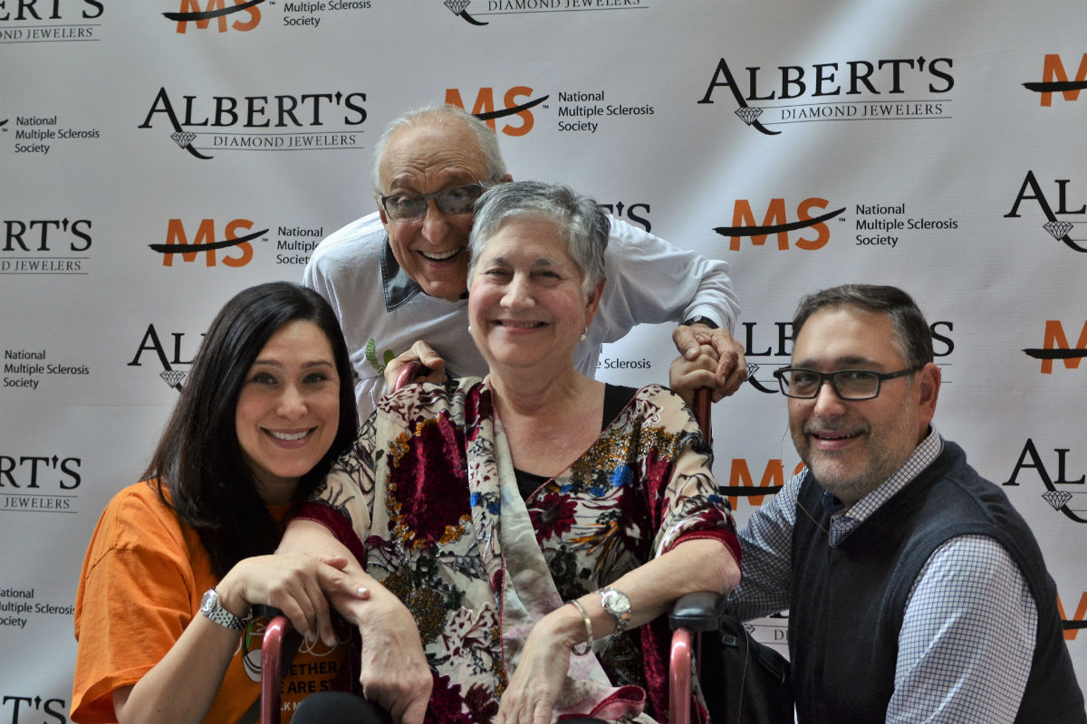 Albert's Diamond Jewelers Raises Awareness and Over $240K for Multiple Sclerosis at the 14th Annual MS Auction