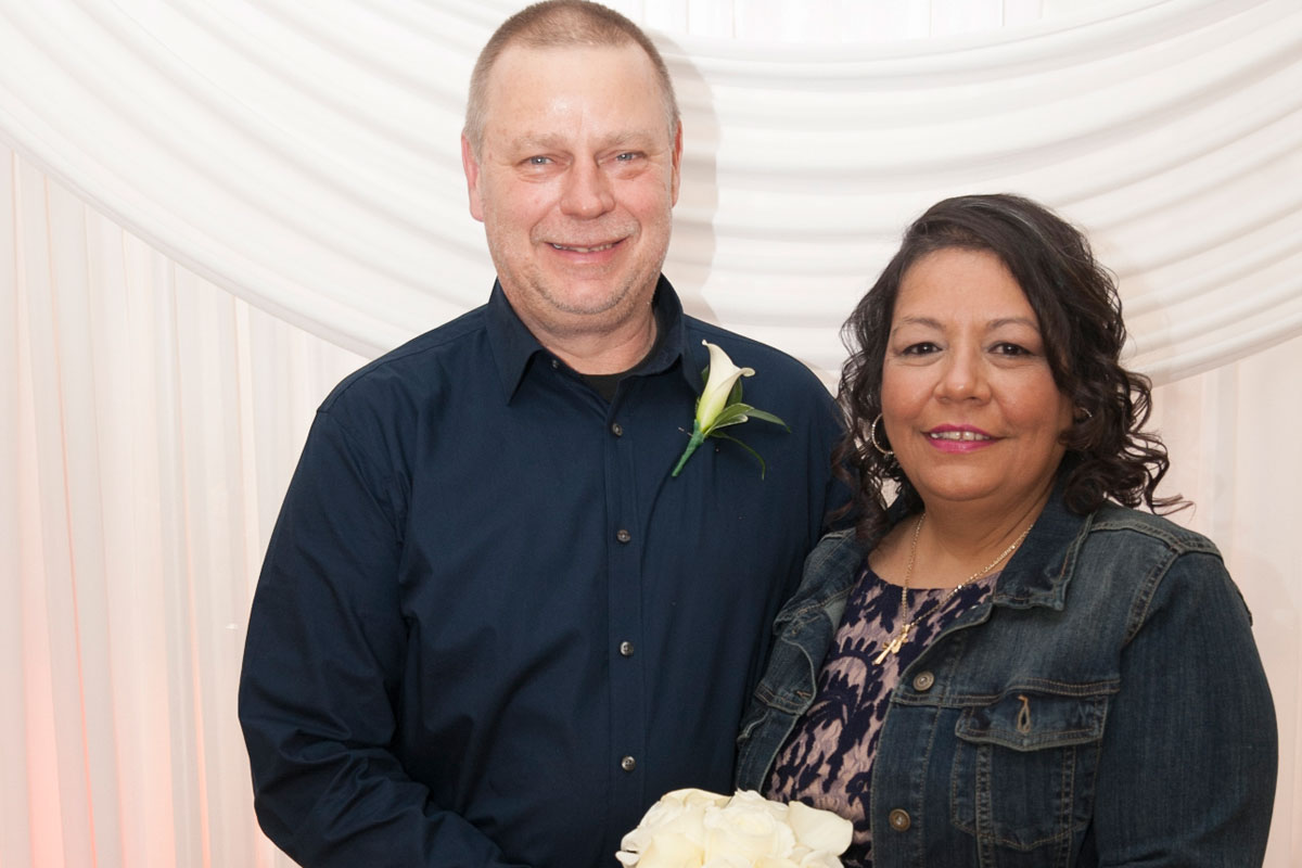 An Albert's Wedding Couple One Year Later: A Love 10 Years in the Making