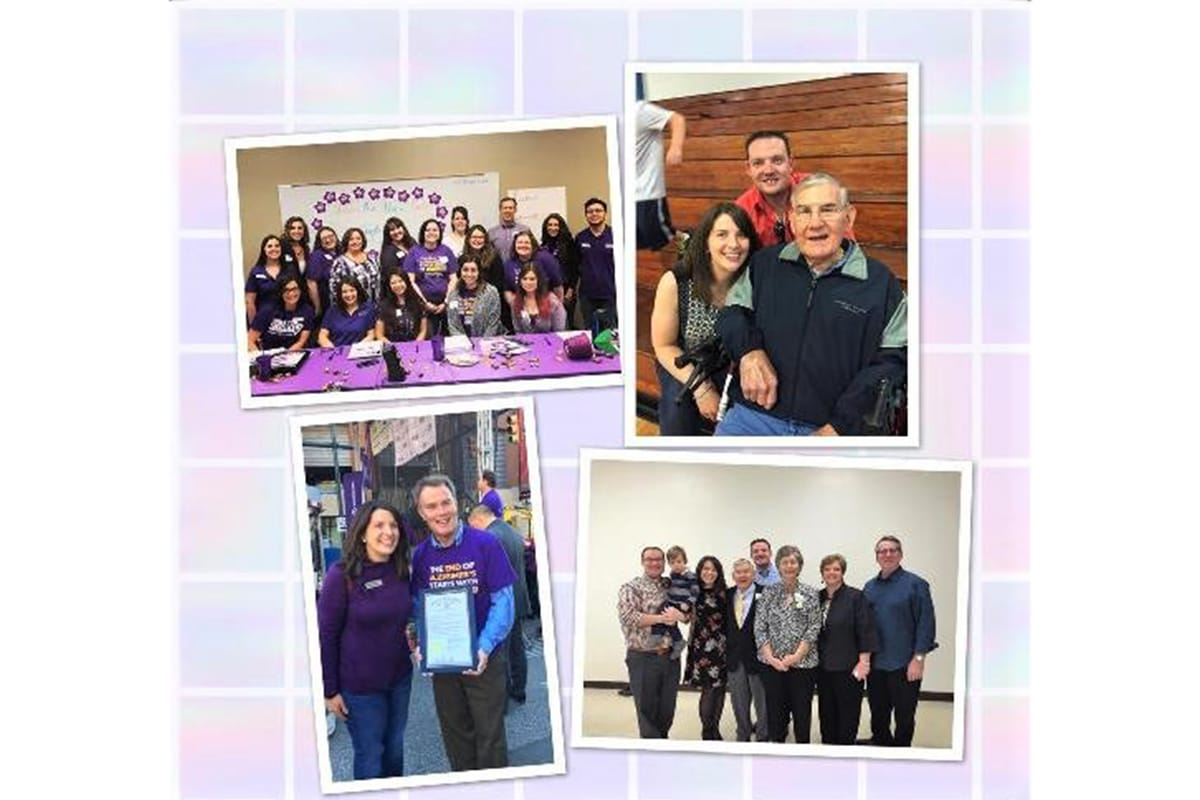 Love Motivates Caretakers and Alzheimer's Association Greater Indiana Chapter