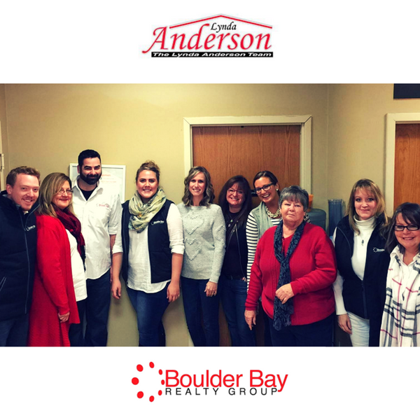The Lynda Anderson Group of Boulder Bay Realty Group Sets Themselves Apart Through Care