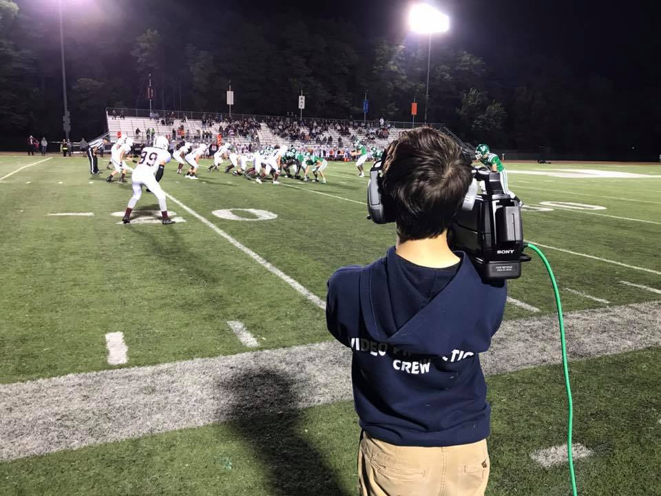 PCCTC Video Media Productions to Broadcast Live Video of Boone Grove vs. River Forest Football on ValpoLife & NWIndianaLife