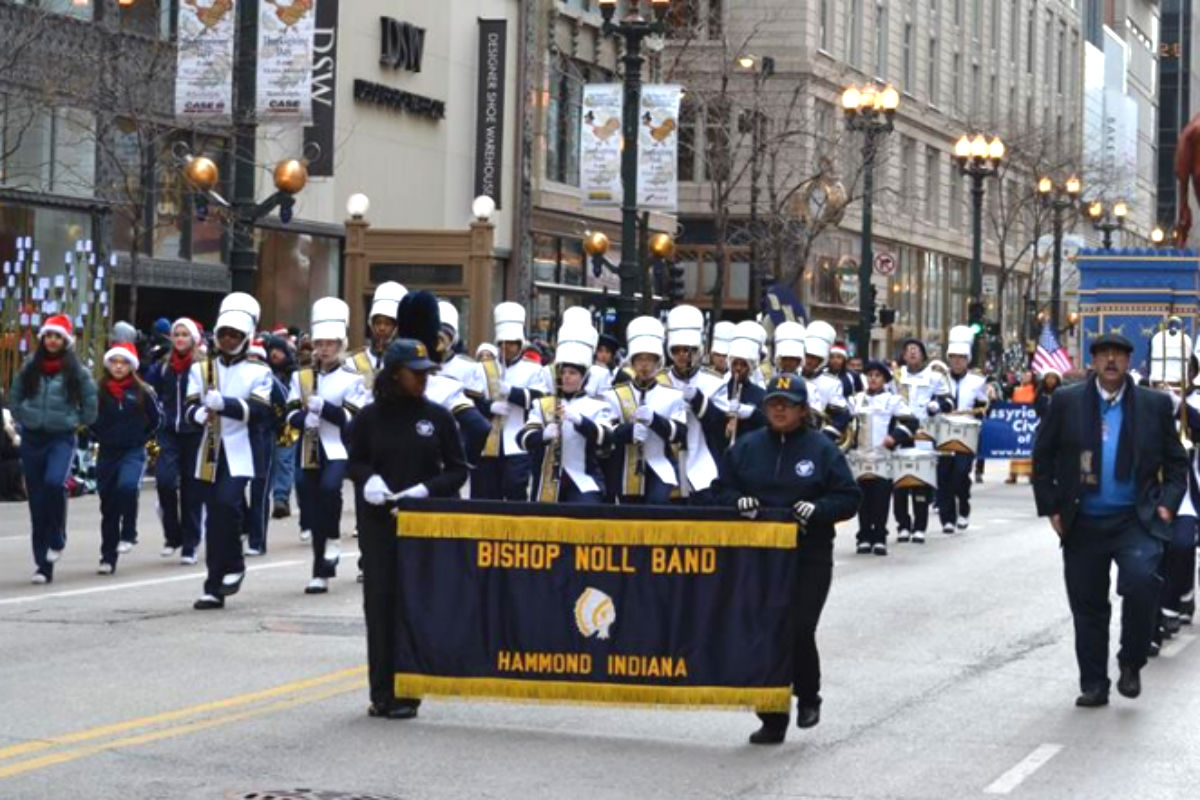 Popular Bishop Noll Band Built From Scratch In 8 Years