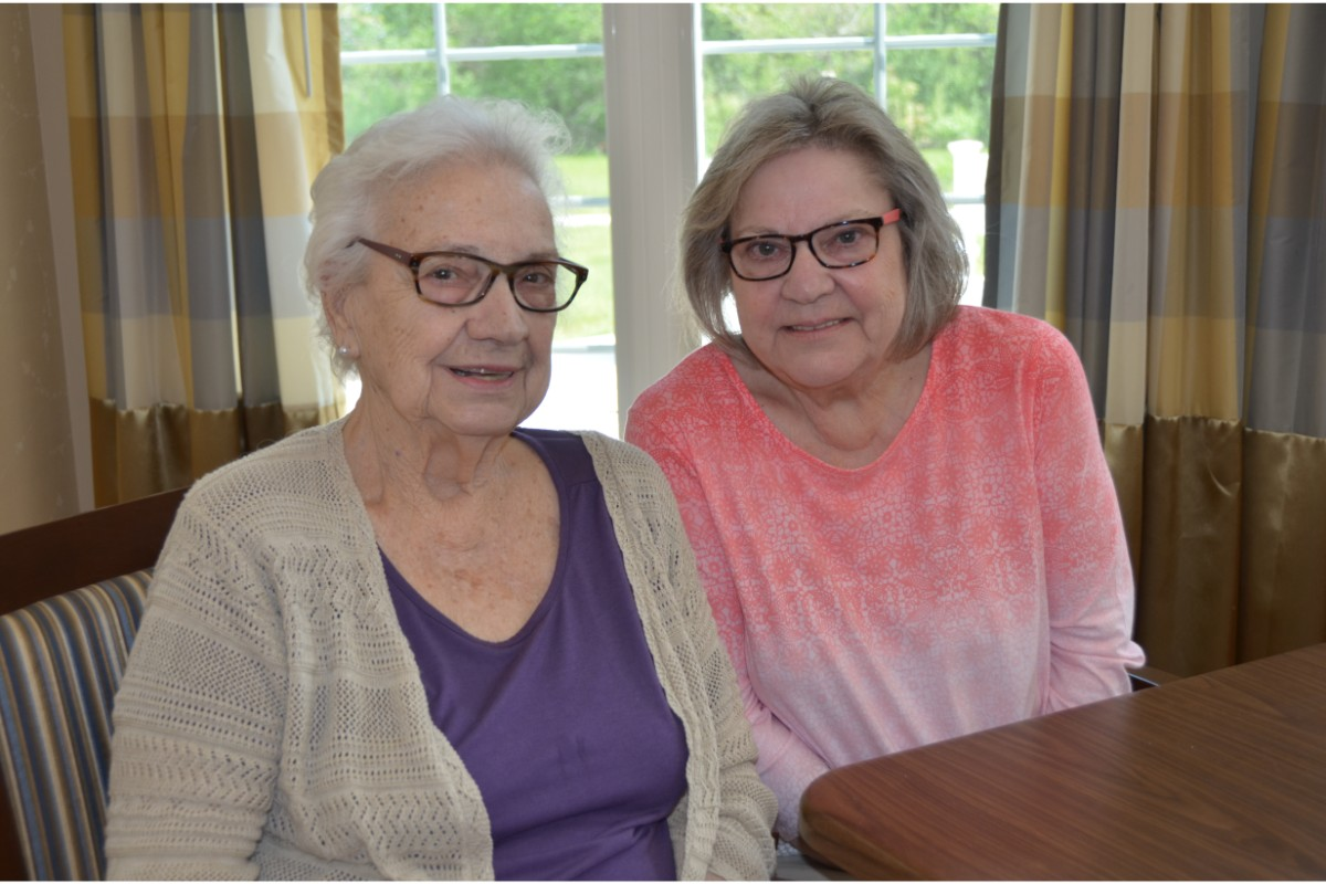 Belvedere Senior Housing Celebrates Moms with First Annual Mother's Day Tea