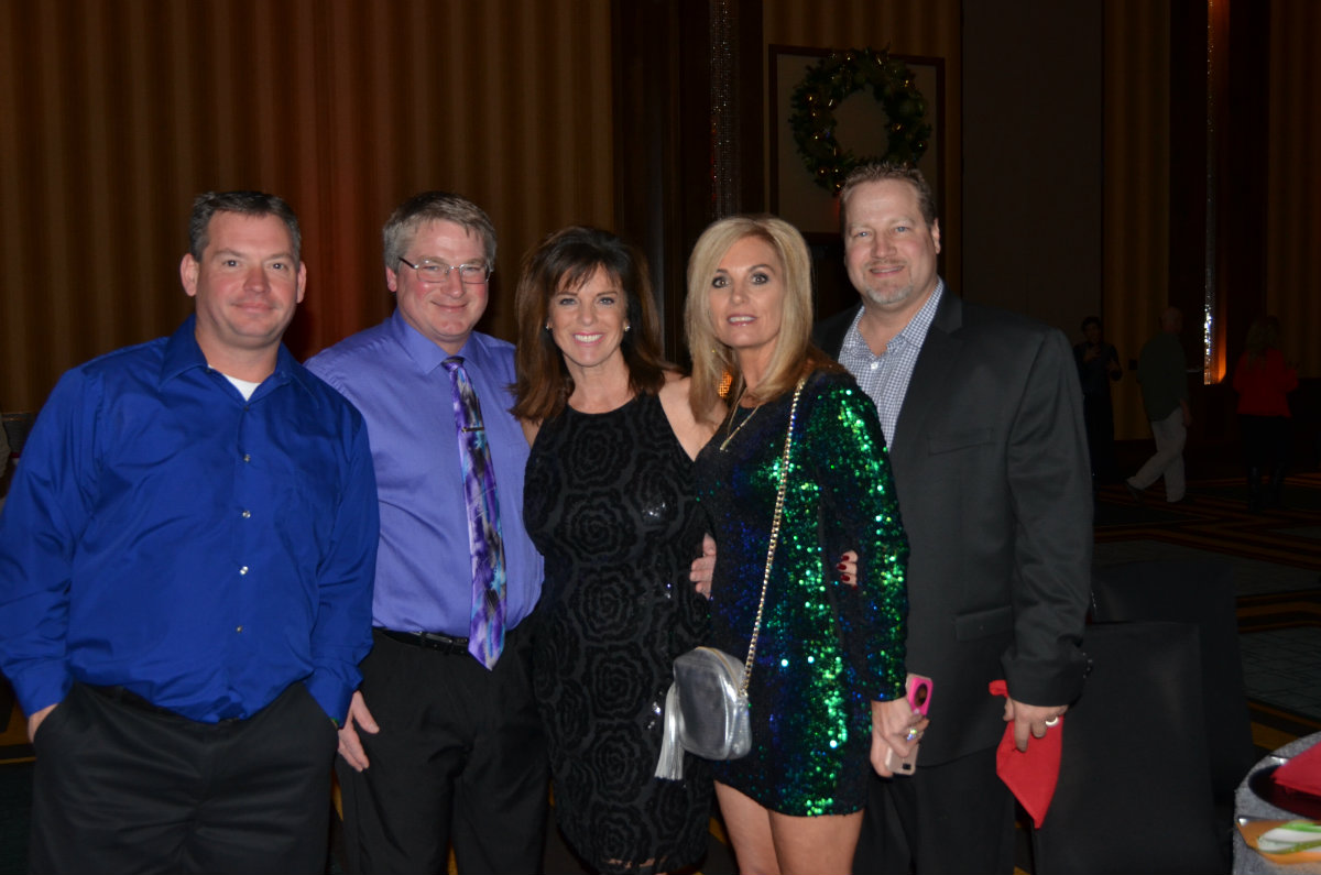Blue Chip Dazzles the Night by Hosting the Mix Mingle and Jingle Party