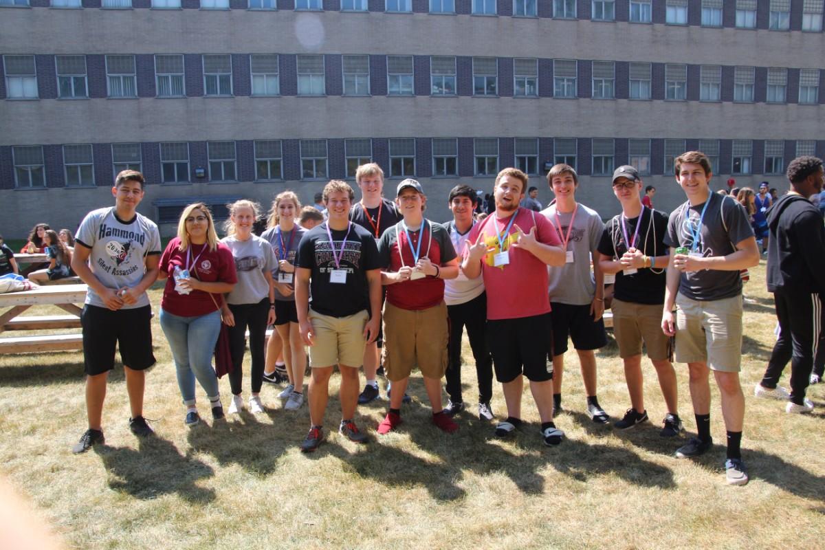 Calumet College of St. Joseph Kicks off New Student Orientation with Amazing Race