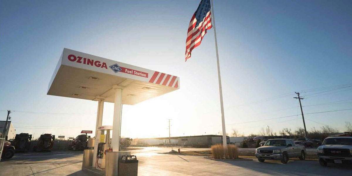 CNG: Where It Comes From and How It's Used