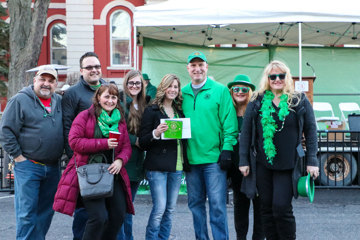 Crown Point St. Patty's Day Parade Brings Community Together to Welcome Spring