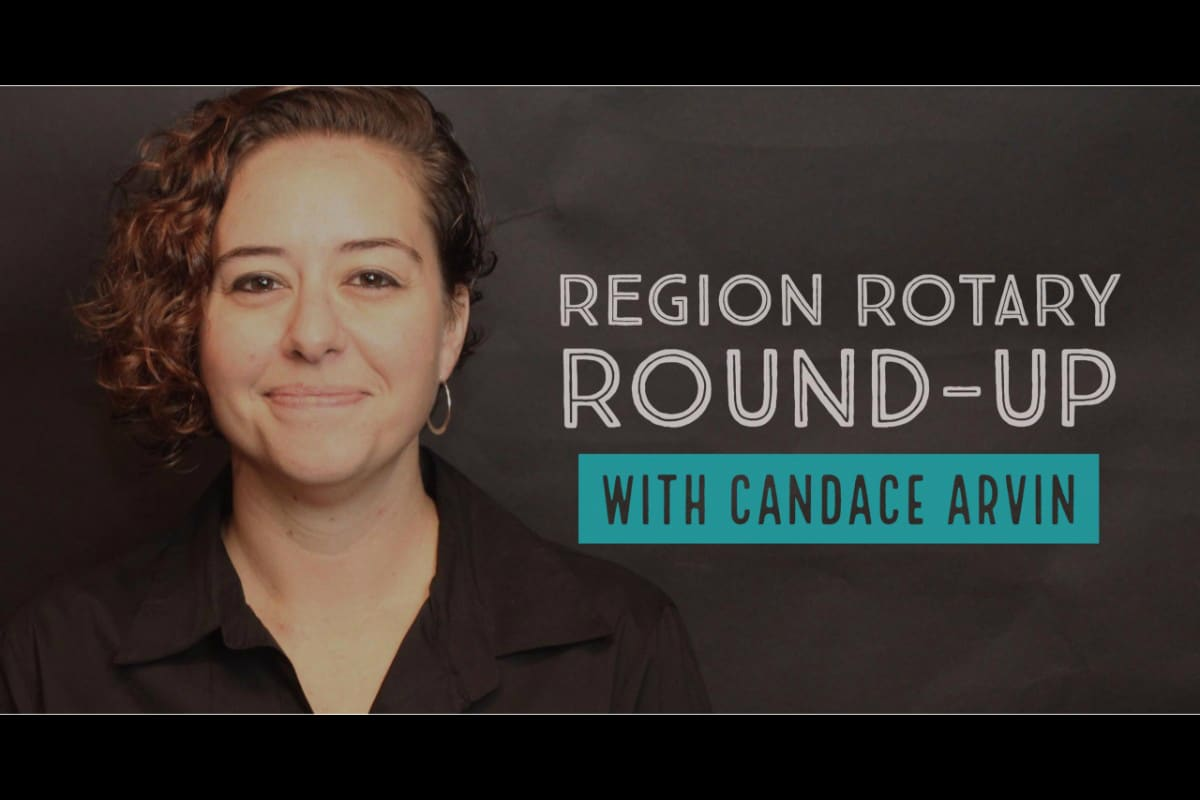 Candace's Region Rotary Round-Up: Operation Christmas at Sea