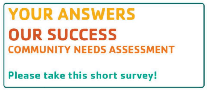 Portage YMCA Conducting 2017 Community Needs Assessment