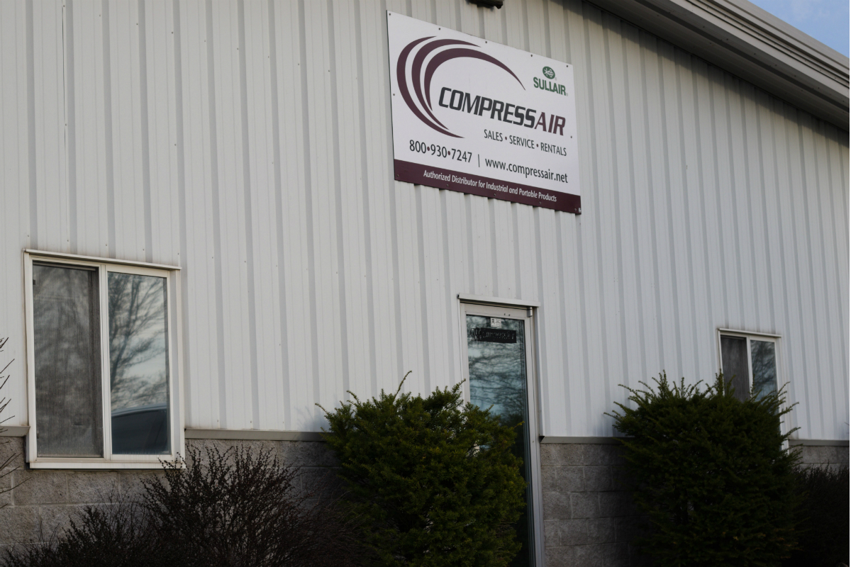 CompressAir: a Northwest Indiana Company with World Class Service