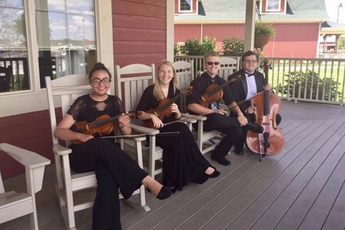 #1StudentNWI: Crown Point with Classical Music and Culture in the Spotlight