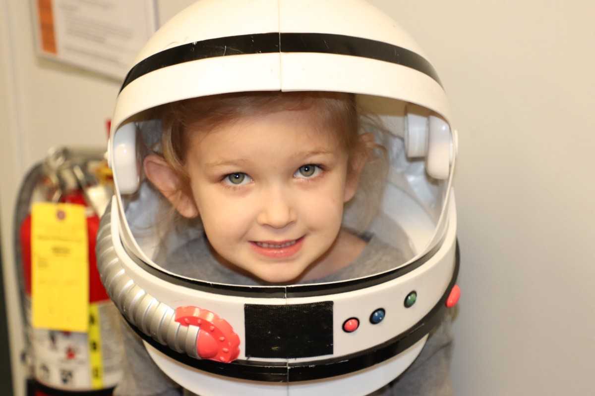 The Challenger Learning Center Welcomes Young Adventurers and Explorers to the Annual Earth, Sea, and Sky Day