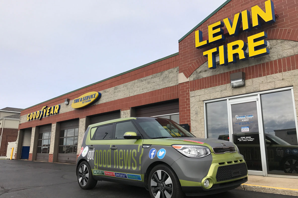 Easy Car Care Tips You Can Do at Home Thanks to Levin Tire & Service Centers