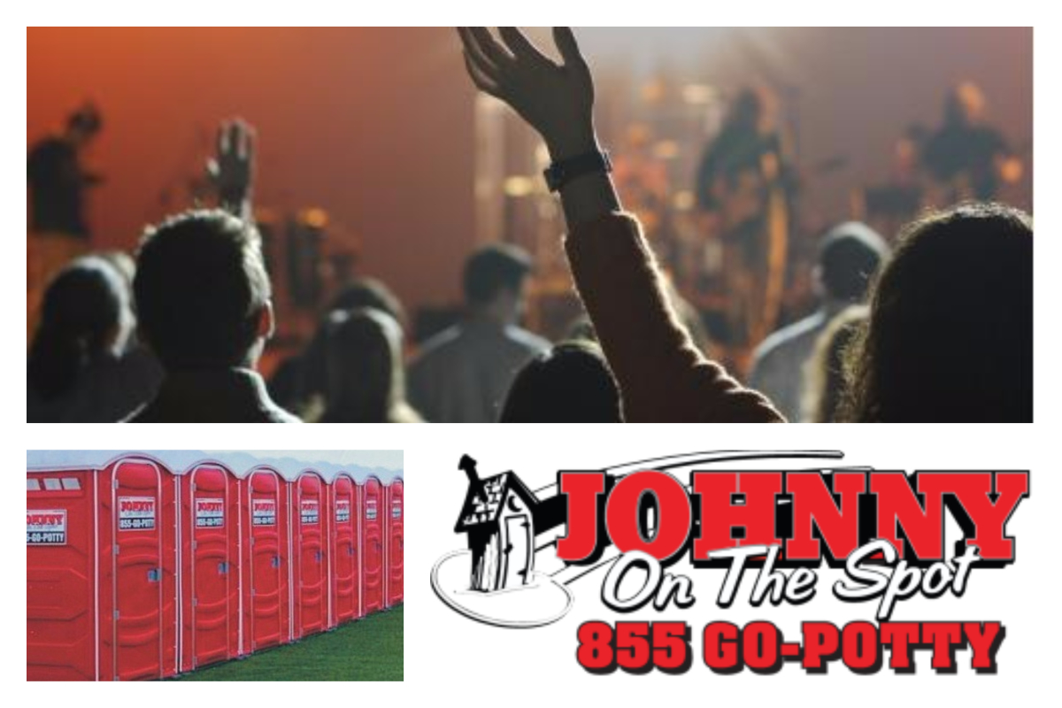 For Events Big or Small, Johnny On The Spot's Got Your Sanitation Needs Covered