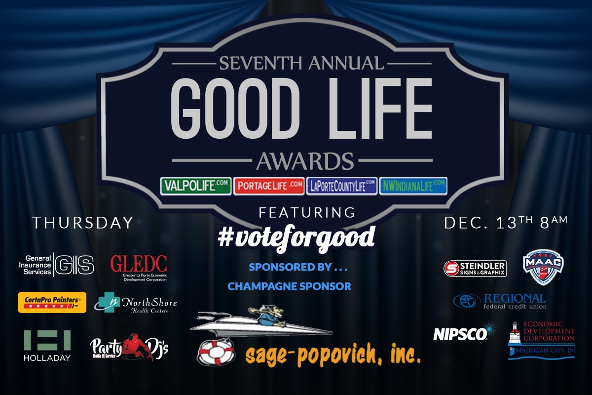 Ideas in Motion Media Invites The Region to the 7th Annual Good Life Awards and #Vote4Good Contest on December 13th
