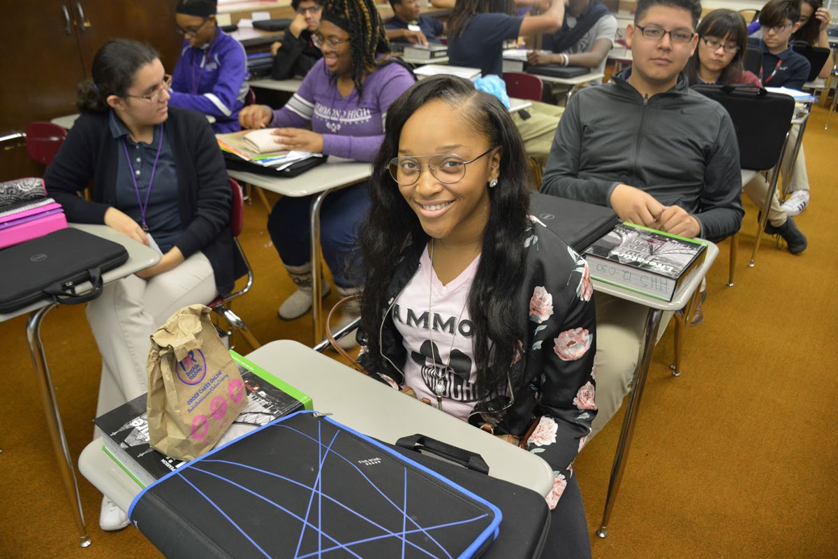 #1StudentNWI: What's Going on at Hammond High School in January 2017